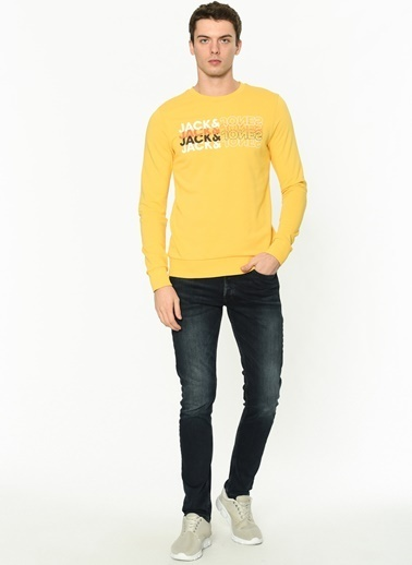 Jack & Jones Sweatshirt Sarı